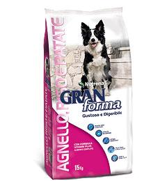 animali da compagnia tutto per il cane GRANforma-Agnello-Riso-e-Patate