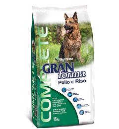 animali da compagnia tutto per il cane GRANforma-Complet pollo e riso