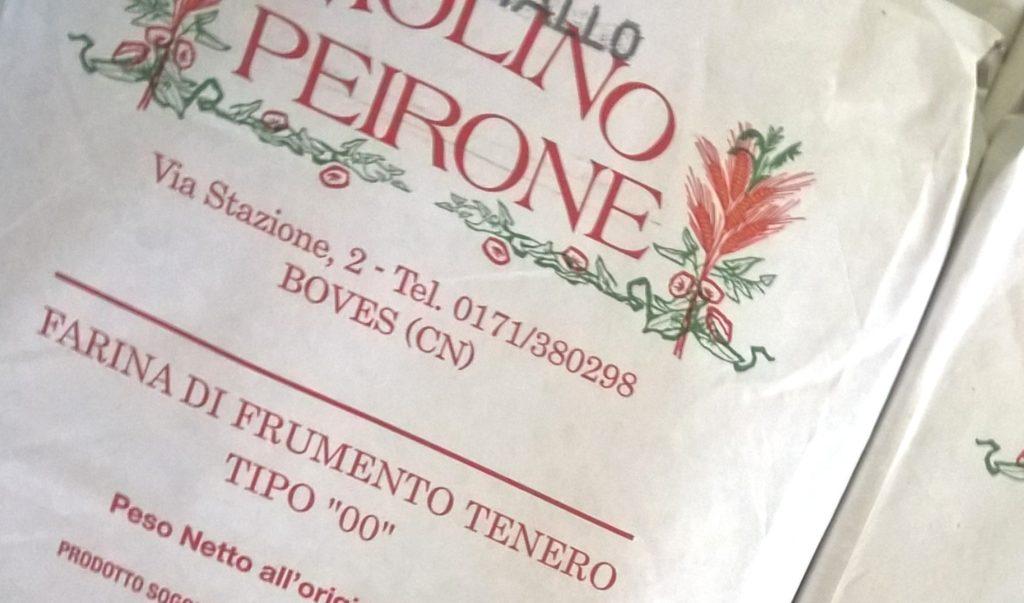 farina di frumento tenero tipo00 Molino Peirone
