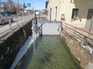 Molino Peirone Boves generatore energia idroelettrica