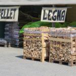 Moino Peirone Boves vendita legna da ardere e pellet