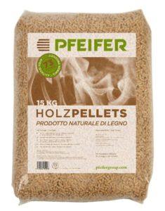 legna e pellet pfeifer Holz