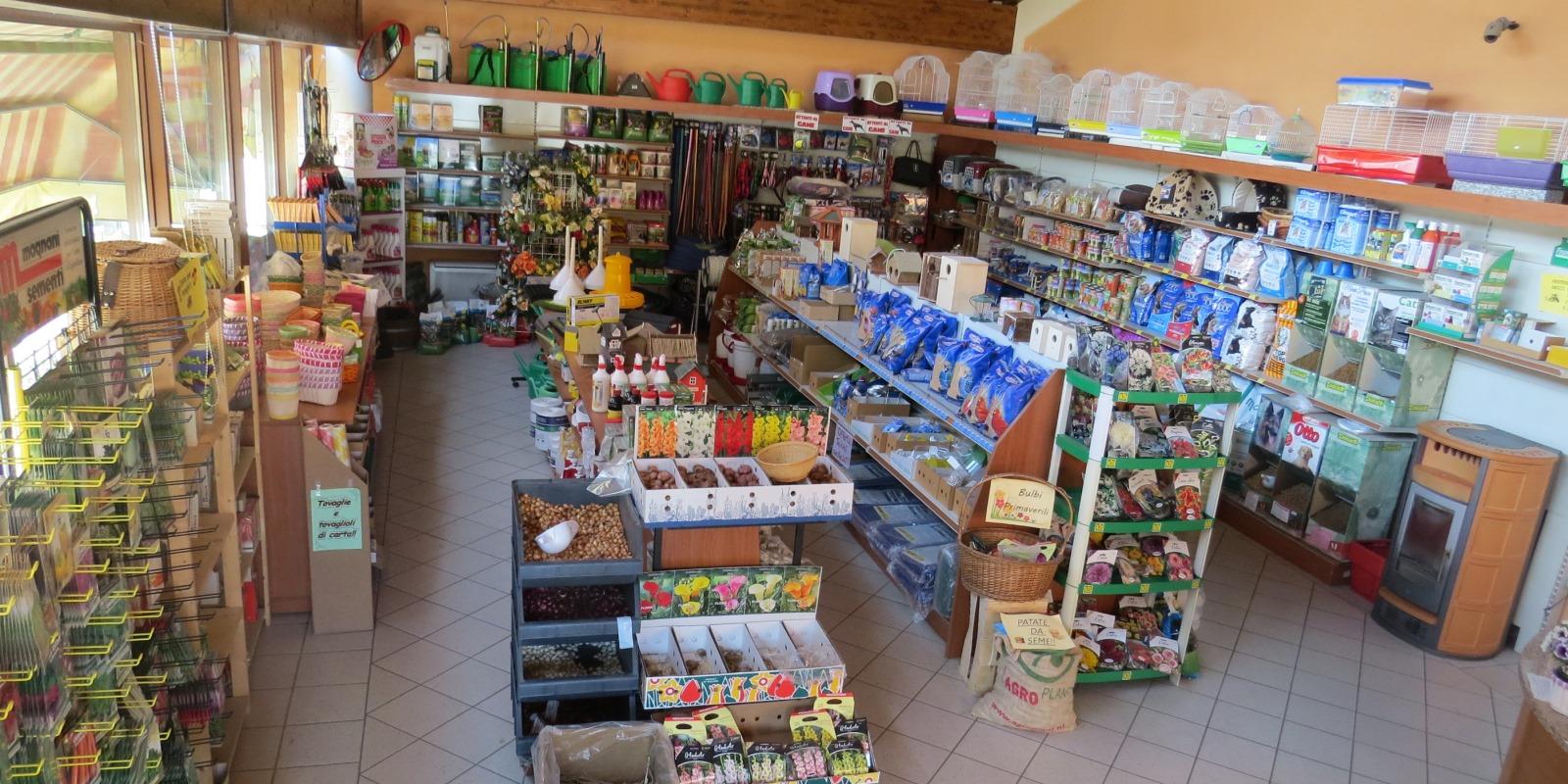 Molino Peirone Boves negozio