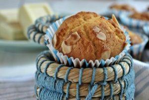 muffin cioccolato bianco ricette molino peirone