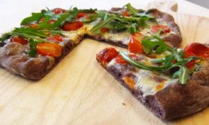 pizza multicolore ricette molino peirone